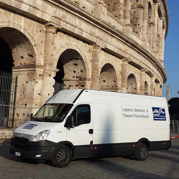 AMS Pro - Trasporti Dedicati