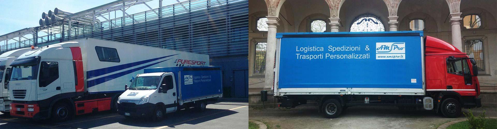 AMS Pro - trasporti