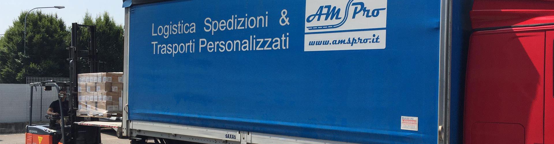 AMS Pro - trasporto